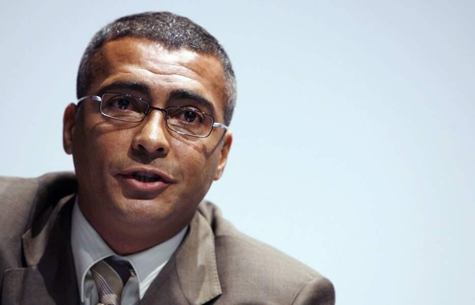 Romario (ex-FC Barcelone) est membre du Parti socialiste brésilien et s'est fait élire député fédéral de Rio
