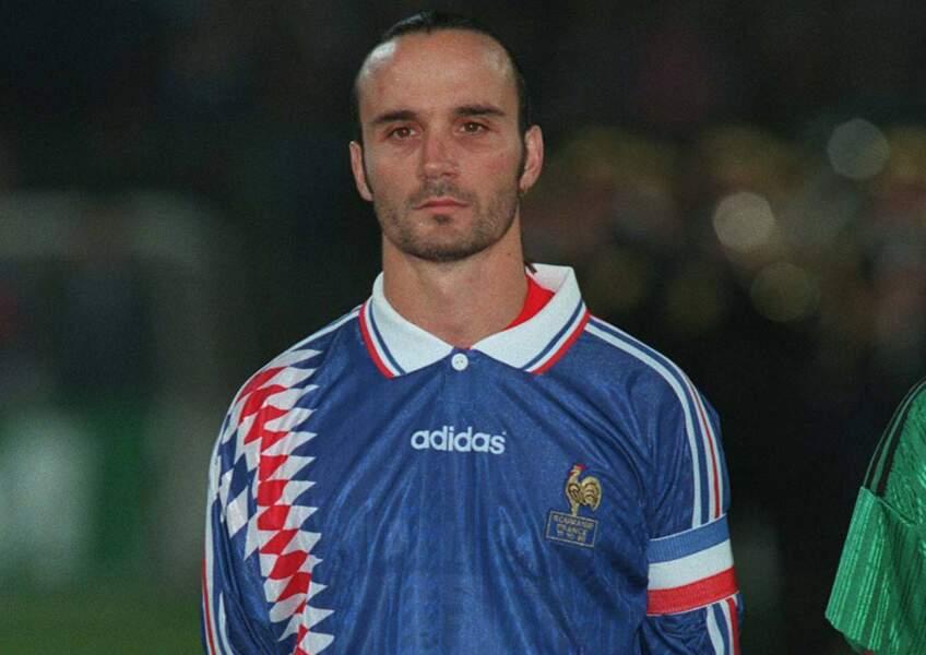 Eric di Meco (ex-OM) a été adjoint aux sports à Marseille, entre 2001 et 2007