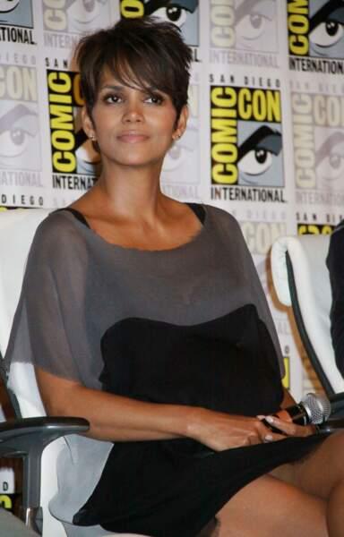 A la présentation de X-Men Days Of Future Past au Comic-Con, en 2014