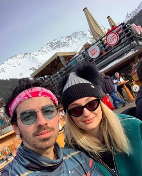 Les bronzés au ski ?