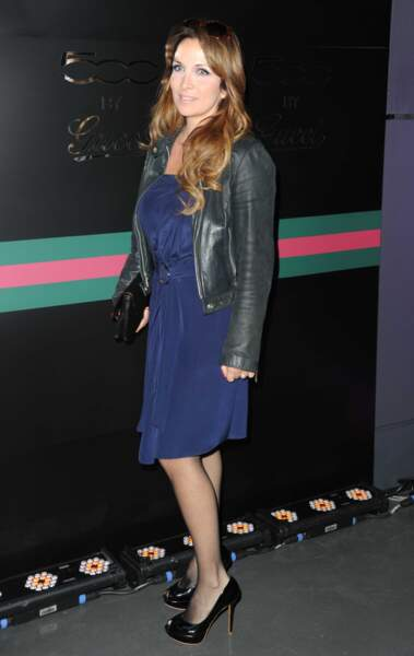 En mai 2011, elle se montre dans un look sobre à une soirée Fiat/Gucci