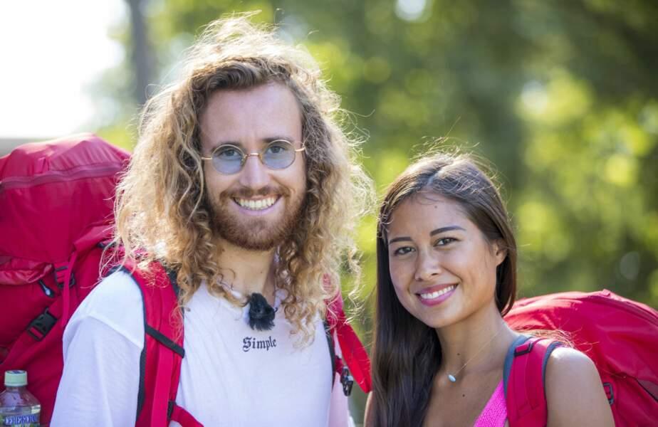 Maxime et Alizee sont les jeunes mariés de cette saison All-Stars