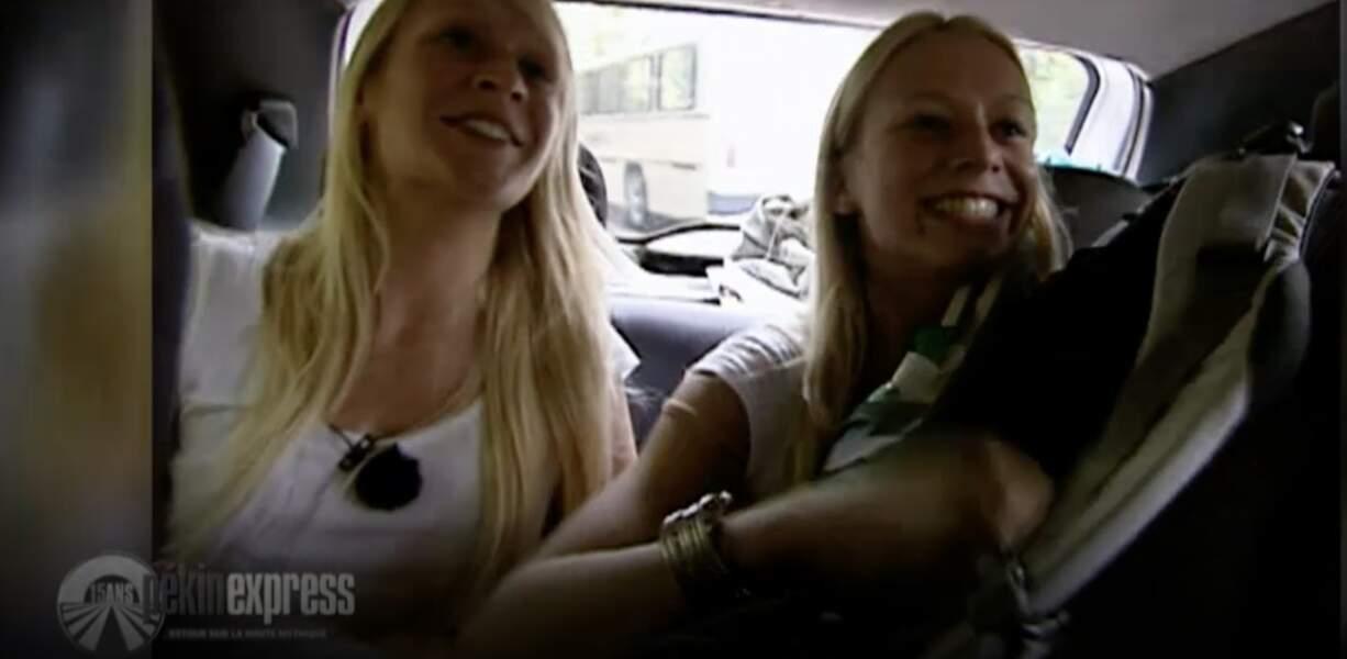 Les deux soeurs ont été finalistes de l'édition La route des Incas. Elles ont échoué dans la dernière ligne droite