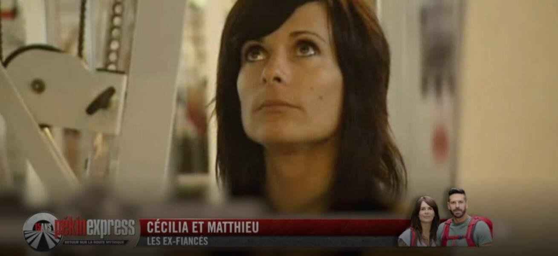 Cécilia est coach sportive et veut tout donner pour gagner mais va-t-elle s'entendre avec son binôme ?