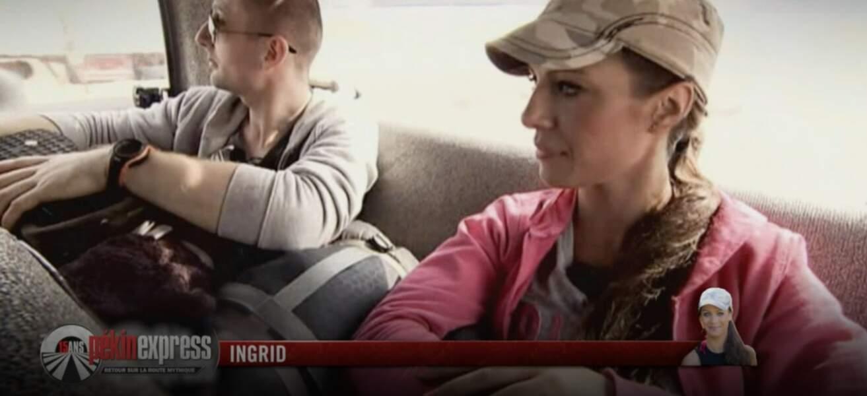 Ingrid formait déjà un binôme d'inconnus durant la saison 7 : La route des grands fauves et elle ne s'était pas vraiment entendue avec son partenaire