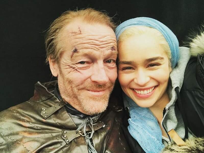 Daenerys s'est-elle vraiment remise de la mort de Jorah ?
