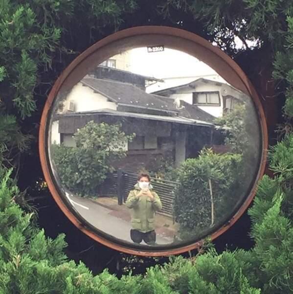 Parfois, il part en vacances. (Minato-ku, Tokyo, Japon)
