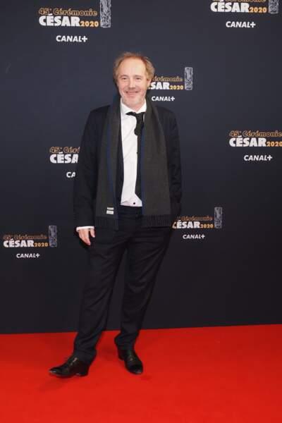 Le réalisateur Arnaud Desplechin