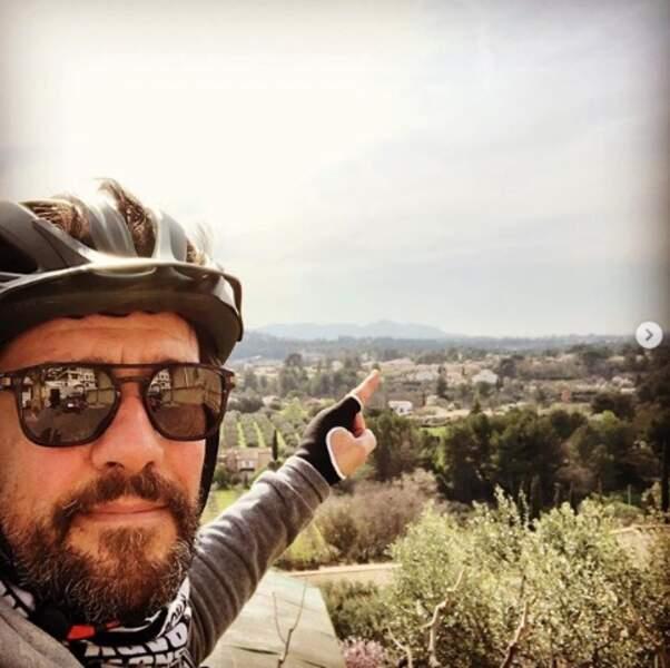 Un peu de voyage : Titoff a fait du vélo à Marseille.