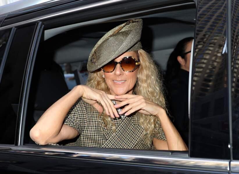 Attention, amis fashion, Céline Dion arrive !