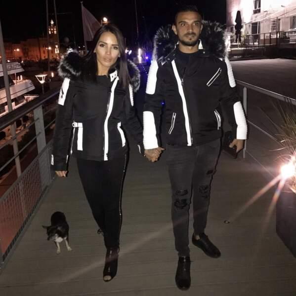Manon poste de nombreuses photos d'elle et de son chéri Julien sur son compte Instagram
