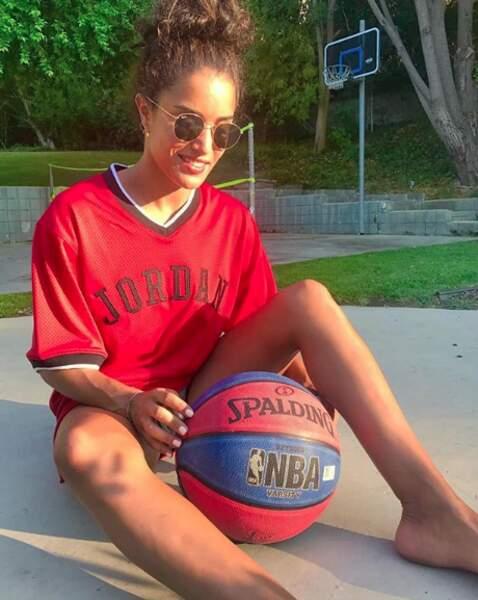 Fan de sport et notamment de basket