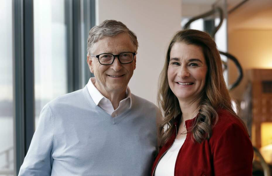 Bill et Melinda Gates viennent de faire un don de 50 millions de dollars pour la recherche d'un vaccin ou traitement contre le coronavirus