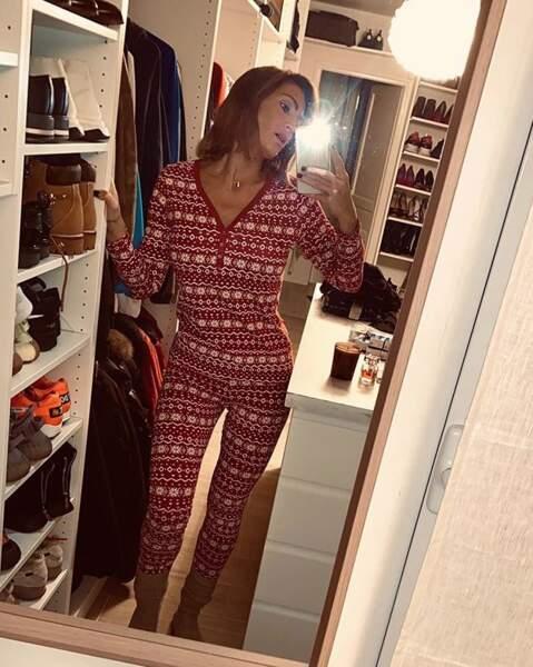En pyjama comme Vitaa, évidemment.