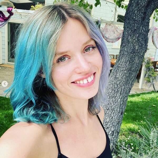 Georgia May Jagger a changé de couleur de cheveux. Vous aimez ?