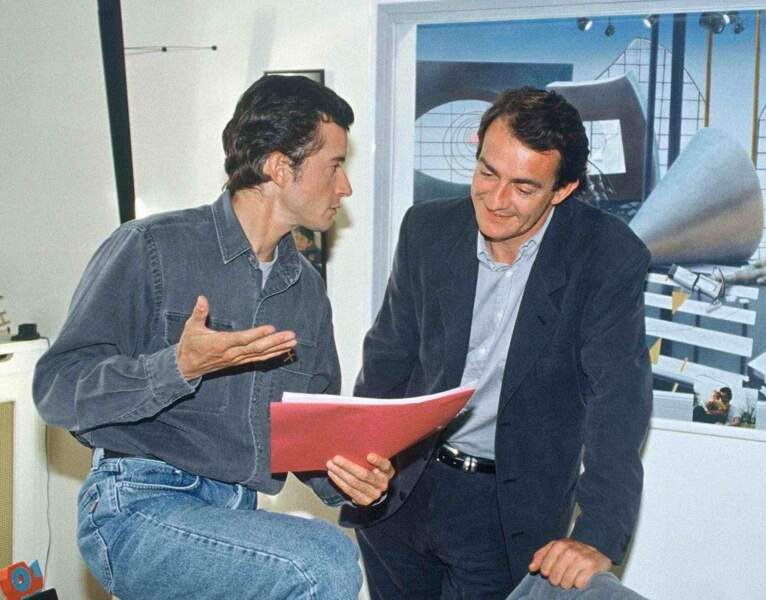 """C'est Christophe Dechavanne qui lance et produit """"Combien ça coûte"""" à l'été 1991."""