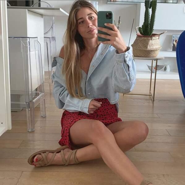 Charlotte (Koh-Lanta 2020) poste une jolie photo d'elle