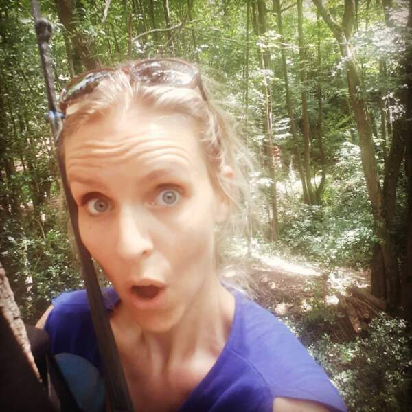En pleine jungle ! Sandra Ferreira est prête pour Koh-Lanta !