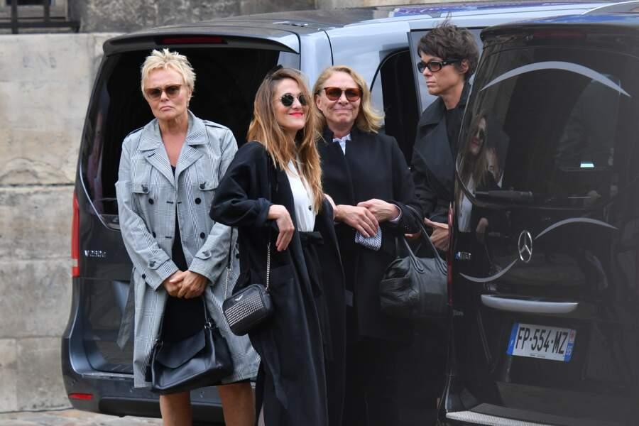 Muriel Robin, Victoria Bedos et Joelle Bercot