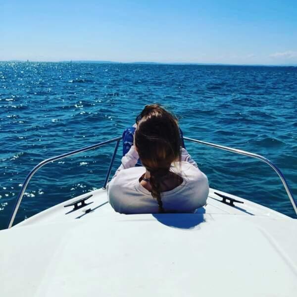 Heureusement que les sorties en mer existent pour se détendre !