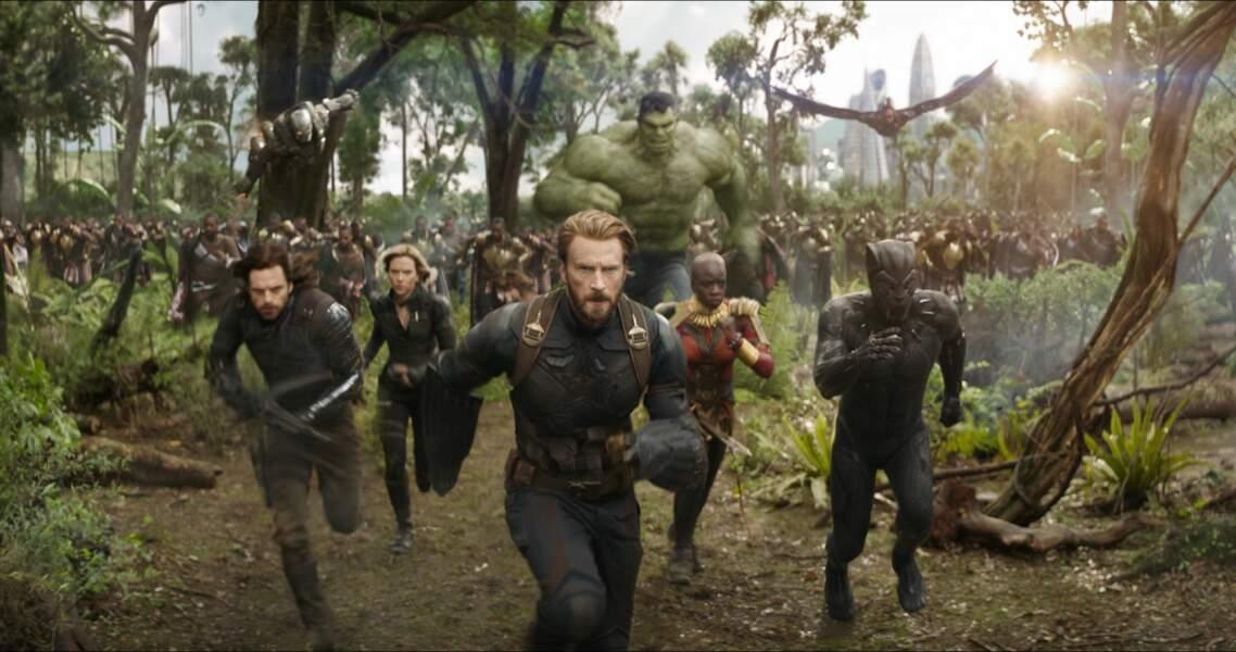 Elle reprend son rôle d'Okoye au côté des Avengers, dans Infinity War et Endgame