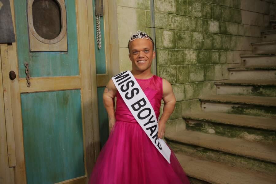 Miss France a du souci à se faire : voici Miss Boyard !