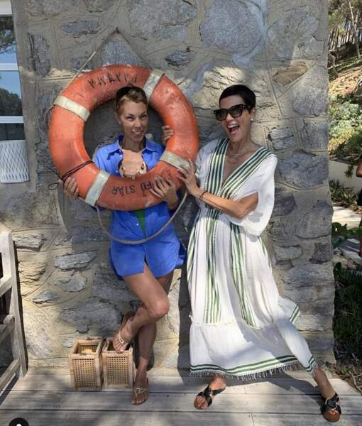 La destination, svp, Cristina Cordula ? Les vacances !
