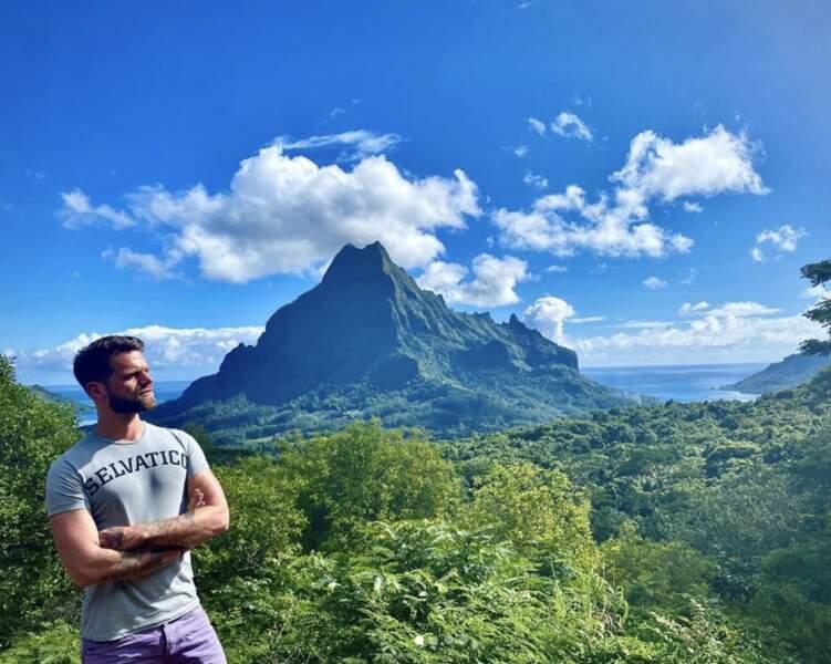 et Keen'V ? La Polynésie