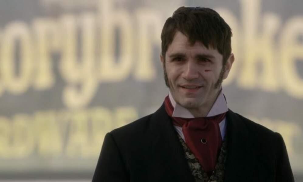 Sam Witwer a incarné Mr Hyde. Il a joué dans Smallville, Being Human, Supergirl, Riverdale...