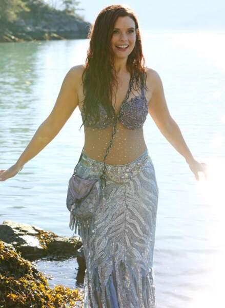 Joanna García, désormais l'une des héroïne de À l'ombre des Magnolias sur Netflix, a été Ariel la Petite Sirène
