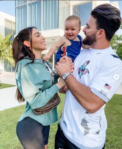 Une vraie famille de sportifs.