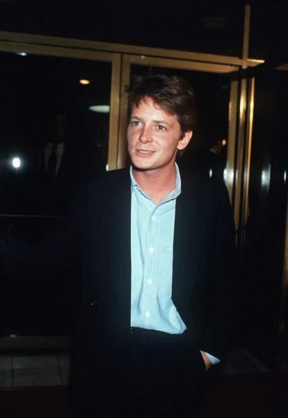 L'un des acteurs phares des années 90 : Michael J. Fox...