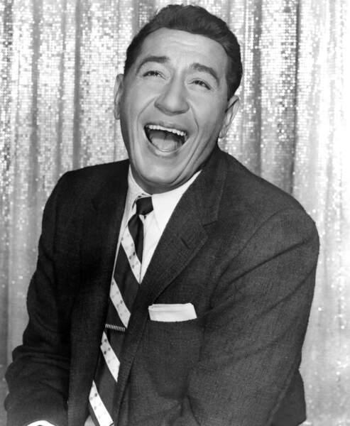 ... le jazzman Louis Prima !