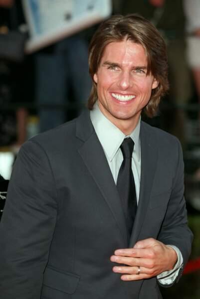 ... mais aussi le champion de la cascade et du sourire parfait : Tom Cruise...