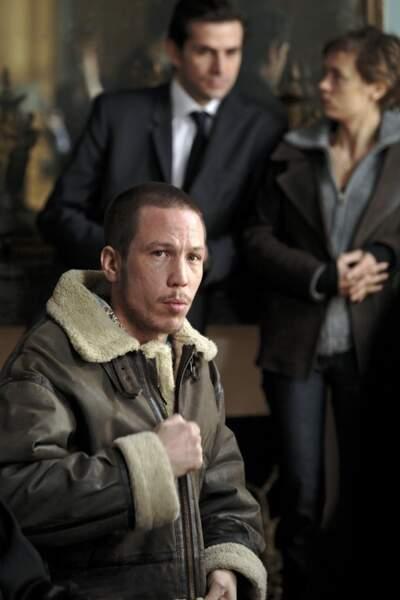 ... qui jouait un chef de gang dans la saison 2