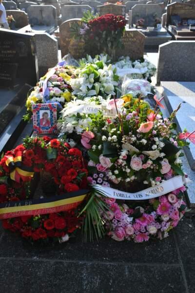 Annie Cordy a été inhumée au cimetière Abadie