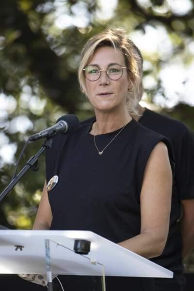 L'humoriste Virginie Hocq
