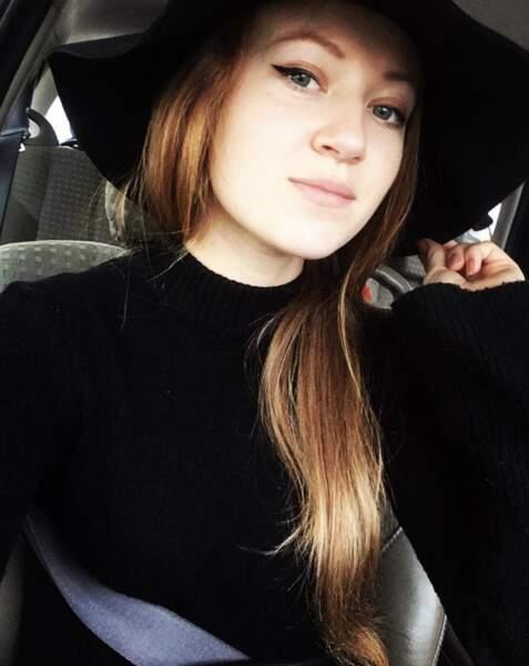 Miss Limousin, tout de noir vêtue