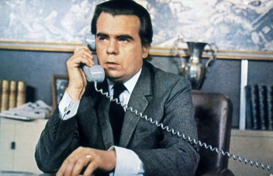 """Dans """"Il était une fois un flic"""" Michael Lonsdale interprète le commissaire Lucas (1972)"""