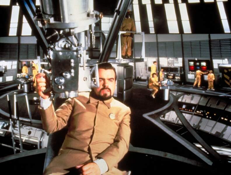 """Le rôle qui l'a fait connaître à l'international est bien sur Hugo Drax dans la saga James Bond """"Moonraker"""" avec Roger Moore (1979)"""