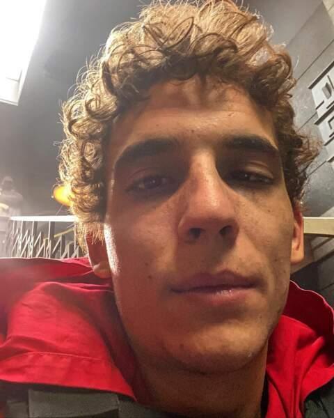 Tourner dans La Casa de Papel n'a pas l'air tous les jours faciles pour Miguel Herrán (Rio)