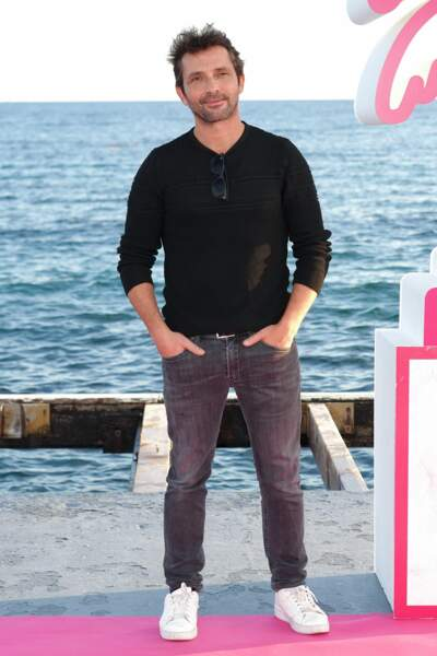 """Sébastien Roch, alias """"Cricri d'amour"""" était bien sûr présent pour Canneseries 2020"""