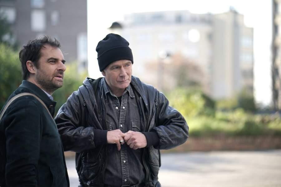 L'agent d'ASK a aussi dû composer avec un Franck Dubosc persuadé qu'il pouvait jouer dans des films d'auteur dans un épisode de saison 4