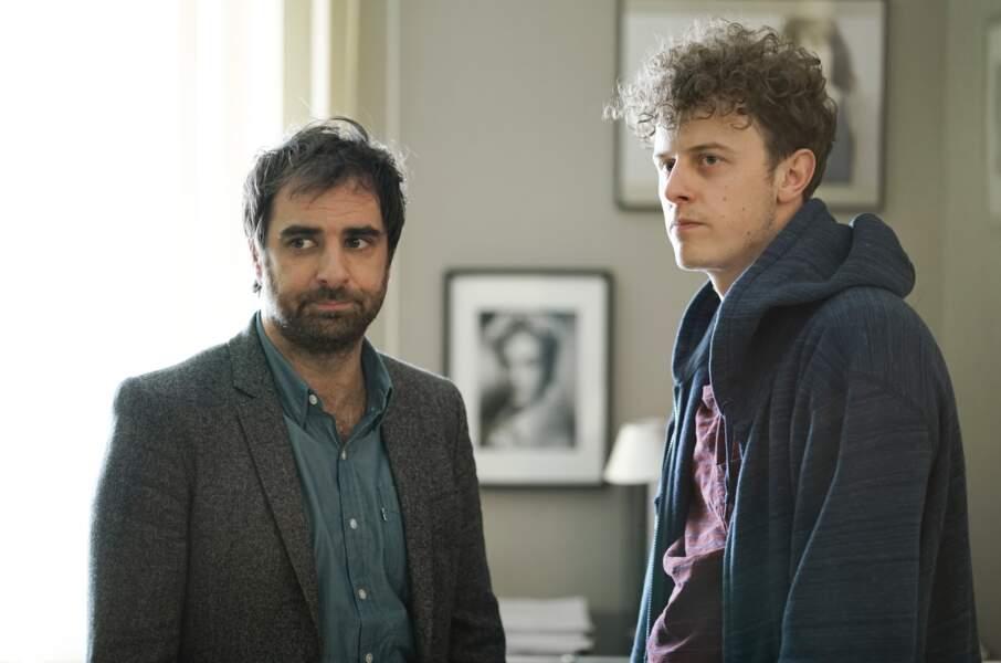 Dans la saison 2, l'humoriste Norman a donné quelques sueurs froides à Gabriel (Grégory Montel)