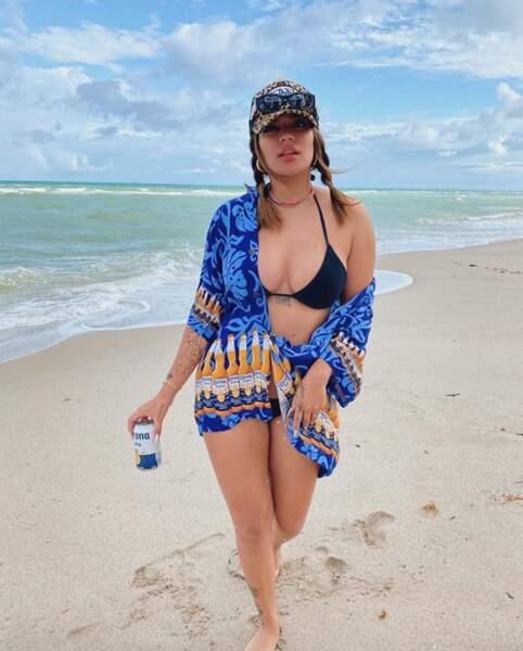 ... et celui de la chanteuse de reggaeton Karol G !
