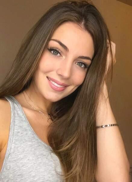 Voici la sublime Lara Gautier élue Miss Côte D'Azur