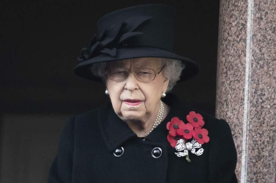 Il s'agit de la première sortie officielle de la famille royale au complet depuis le début de la crise sanitaire