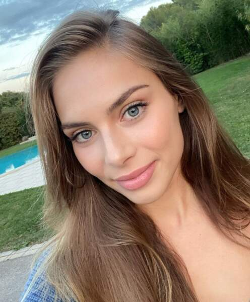 Voici la ravissante April Benayoum, Miss Provence 2020