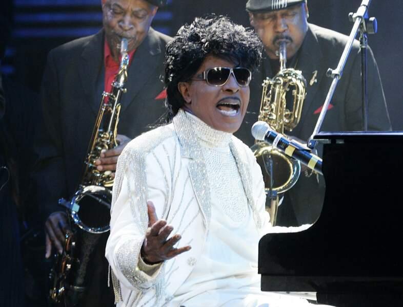 Little Richard, chanteur, disparu le 09 mai à 87 ans.