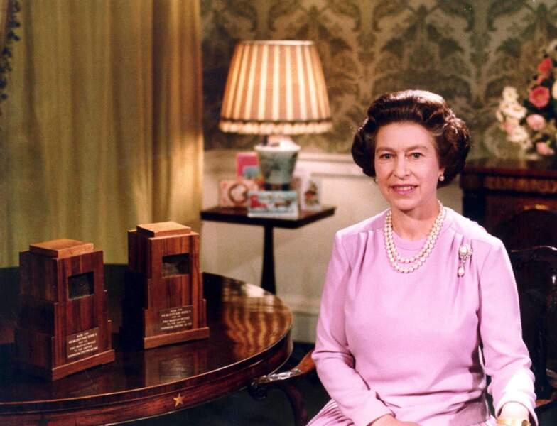 La reine Elisabeth est désormais une souveraine plus mûre